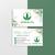 Vintage Business Cards, Vintage Custom Herbalife Business Cards, Herbalife Care