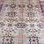 Handmade vintage Afghan Zigler rug 6.8' x 9.8' (202cm x 290cm) 1980s - 1Q0042