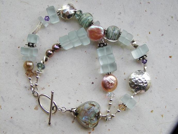Handcrafted Beach Dreams Bracelet