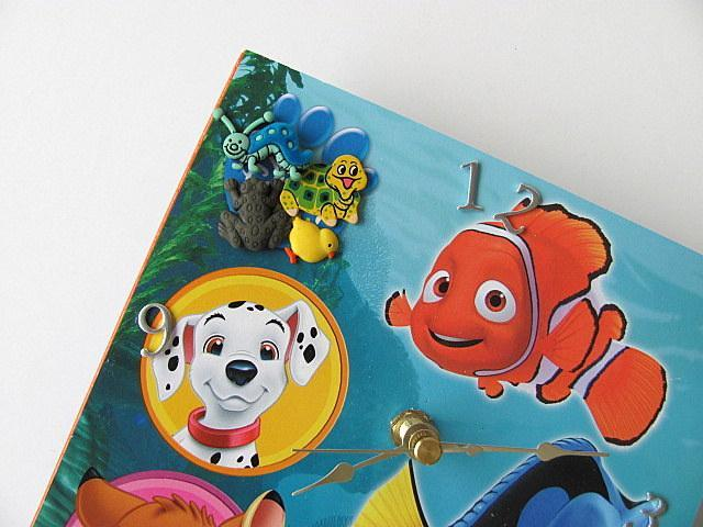 Pet Pals Book Clock