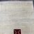 Handmade vintage Persian Gabbeh rug 3.1' x 5.6' (92cm x 164cm) 1980s - 1Q0214