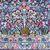 IndiaHandmade vintage Persian Kerman rug 11.8' x 15.10' (341cm x 477cm) 1970s -