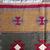Handmade vintage Persian Ardabil kilim 3.4' x 4.8' (103cm x 148cm) 1980s -