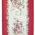 Handmade vintage French Aubusson rug 4.6' x 10.9' (139cm x 334cm) 1970s - 1Q0274