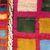 Handmade vintage Persian Gabbeh rug 3.6' x 5.7' (110cm x 175cm) 1980s - 1Q0295