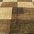 Handmade vintage Persian Gabbeh rug 8.3' x 10.1' (253cm x 308cm) 1980s - 1Q0296