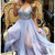 Modest Prom Dresses Long,Sparkly Prom Dresses A-line,Sexy Prom Dresses