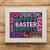 Easter Springtime  SC/HDC/ESC 200 x 200 graphghan pattern