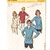 Simplicity 6436 Misses Pullover Shirt 70s Vintage Sewing Pattern Size 14 Bust 36