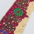 T204 Vintage Beaded Boho Trim Piece, Junk Journal Embellishments, Beaded scraps,