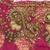 L201 Vintage Beaded Boho EXTRA LARGE Piece, Junk Journal Embellishments, Beaded
