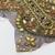L206 Vintage Beaded Boho MEDIUM - LARGE Piece, Junk Journal Embellishments,