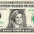 BRANDI PASSANTE Storage War on a REAL Dollar Bill Cash Money Collectible