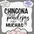 Chingona Porque Pendejas Ay Muchas SVG, Chingona SVG, Pendeja Cut File, Funny