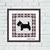 Scottish Terrier dog cross stitch Set of 4 patterns, Tango Stitch