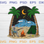 Camping Svg, Hello Summer Svg, Beach Party Svg, Campfire  SVG, Digital Cannabis