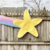 Shooting Star Wall Hanging Crochet Pattern - PATTERN ONLY - Instant Download