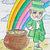 Lucky Leprachaun - Digital Stamp