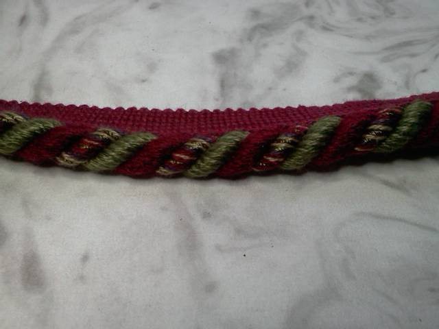 Multi Color Rope Trim 2*