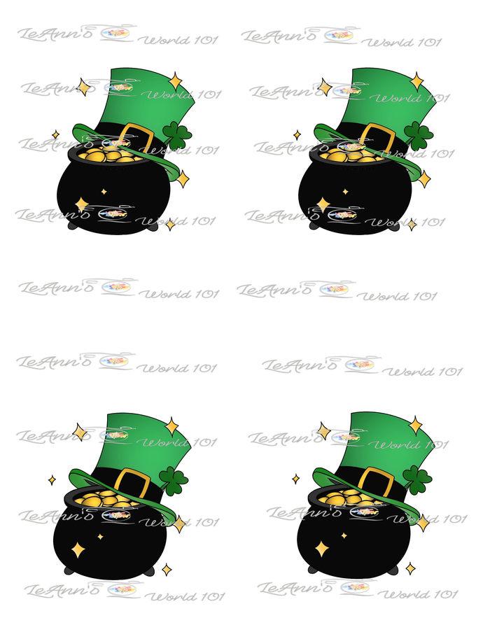 Luck of the Irish - Pre-Colored
