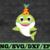 Grandpa Birthday Shark SVG, Cricut Cut files, Shark Family doo doo doo Vector
