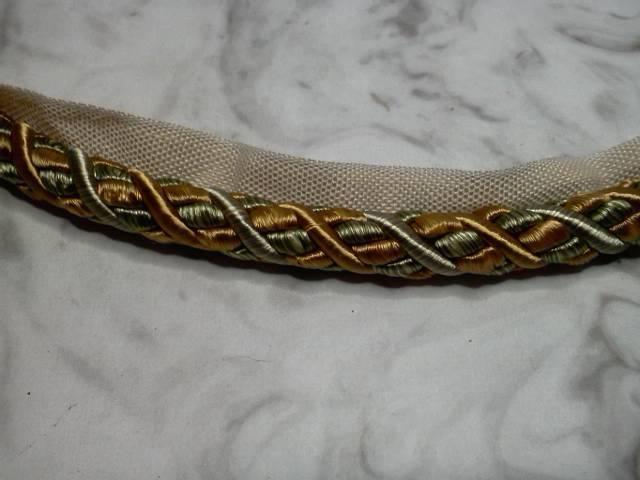 Multi Color Rope Trim 2*