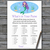 Mermaid What's In Your Purse Game,Mermaid Baby shower games,baby shower game