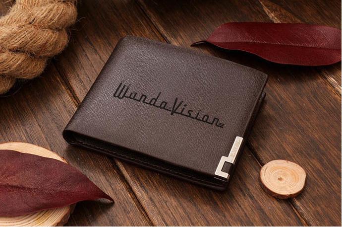 WandaVision Leather Wallet
