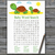 Turtle Baby Shower Word Search Game,Cute Turtle Baby shower games,baby shower