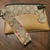 5x7 Boho Style Unlined Zipper Bag