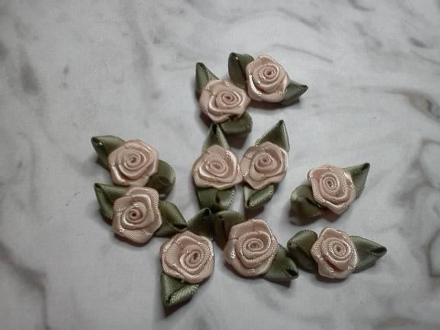 Fabric Flowers*