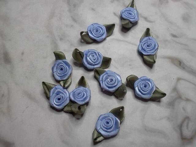 Lavender Fabric Flowers*