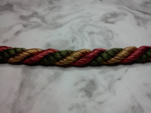 Multi Color Rope Trim*