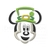Mickey Mouse st patricks day disney Embroidery Machine Designs Sketch Instant