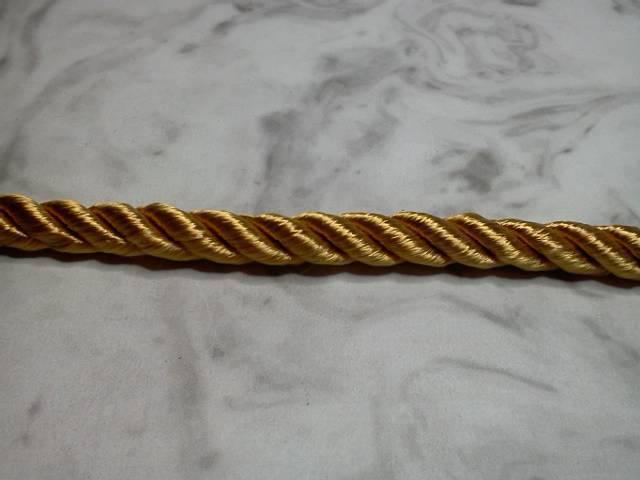 Gold Color Cord Trim*