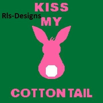 Kiss my cottontail