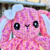 Spring Sherbet Bunny Amigurumi Crochet Pattern - PATTERN ONLY - Instant Download