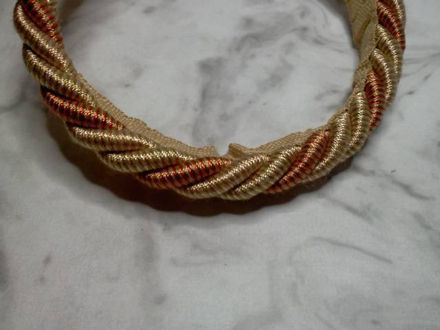 Multi Color Cord Trim*