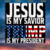 Jesus Is My Savior Trump Is My President, Trending Svg, Trump President Svg,