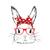 Bunny Mother Wearing Glasses SVG, Bunny SVG, Easter SVG, Bunny Easter SVG,