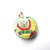 Measuring Tape Sweater Sheep on Green Small Retractable Tape Measure