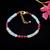 Ethiopian Opal Bracelet,Opal Beads Bracelet,Ruby Beads Bracelet,Ruby
