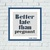 Better late than pregnant funny sassy cross stitch pattern, Tango Stitch