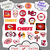Kansas city Chiefs bundle logo sport svg, Kansas city Chiefs bundle svg, Kansas