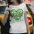 Clover Heart Svg, Lucky Clover Svg, St Patrick's Day Svg, Lucky Png, Patrick