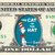 The Cat in the Hat on a REAL Dollar Bill Cash Money Collectible Memorabilia Dr