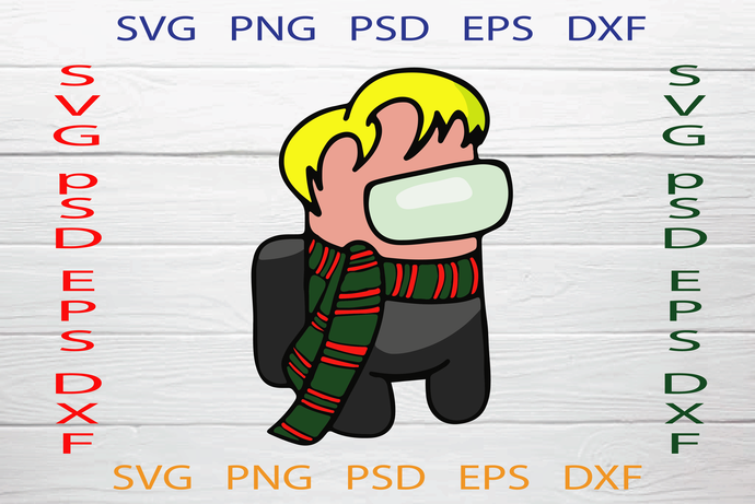 Among Us SVG, Draco Lucius Malfoy Among Svg, Harry Potter Svg,  witch among Svg,