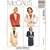 McCall's 7908 Misses Nancy Zieman Jacket, Skirt 90s Vintage Sewing Pattern Uncut