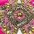 L225 Vintage Beaded Boho MEDIUM - LARGE Piece, Junk Journal Embellishments,