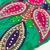 L222 Vintage Beaded Boho MEDIUM - LARGE Piece, Junk Journal Embellishments,